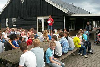 Kamp klas 1